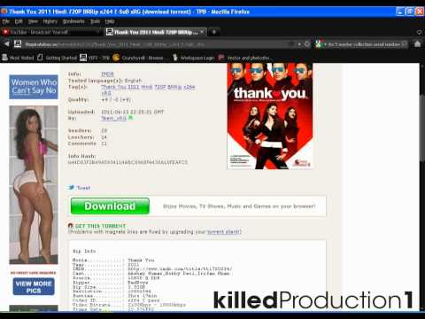 Best Torrent Website To Download Latest Bollywood Movies Free video