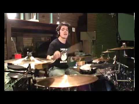 media cobus avenged sevenfold afterlife drum cover