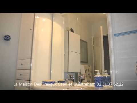 R novation am nagement d coration douche italienne salle for Faience carrelage salle de bain