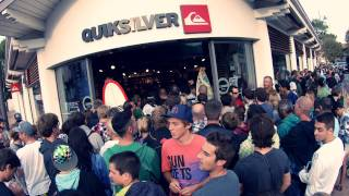 Team Rider Signing - Backstage - Quiksilver Pro France 2011