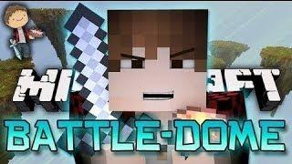 Minecraft: BATTLE-DOME Mini-Game w/Mitch & Friends! Resource Overload!