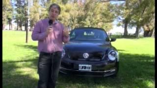 TEST VW THE BEETLE 2 0 SPORT, CABRIO Y 1 4 DESIGN, AUTO AL DÍA 2014