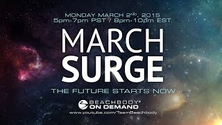 March Surge 2015