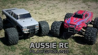 RC RACE WARS: Team Associated Rival vs Thunder Tiger eMTA G2