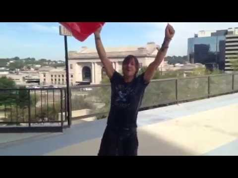 Keith Urban Ice Bucket Challenge