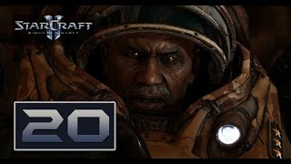 Starcraft II - Wings Of Liberty - Mission 20 - Belly Of The Beast