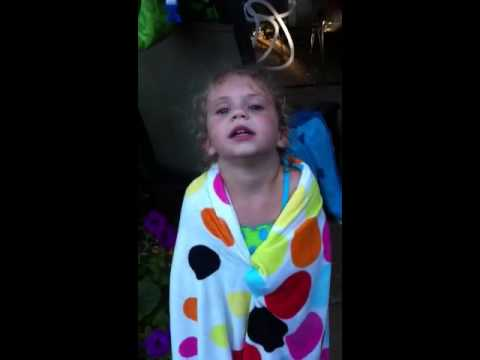 Izzy Going Potty video