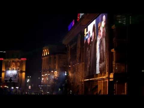 Речь Ребекки Хармс на Евромайдане. Я возмущена тем что сказал посол в Париже.  #Євромайдан 15.12.13