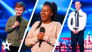 Best of Britain's Got Talent 2017 Auditions | Episode 1 | Got Talent Global