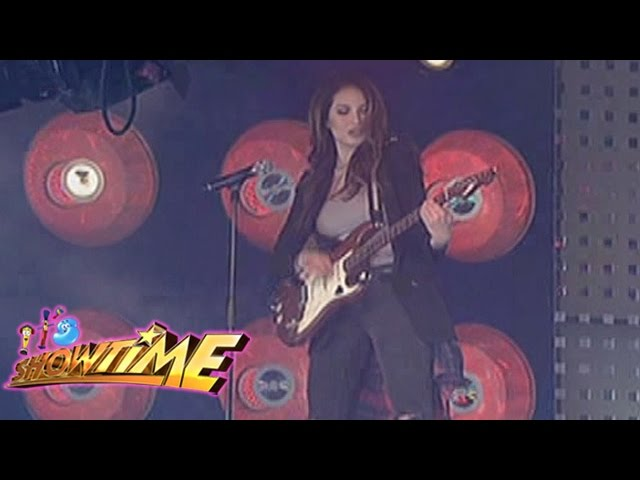 It's Showtime Clash of Celebrities: Sarah Lahbati (Weekly Finals)