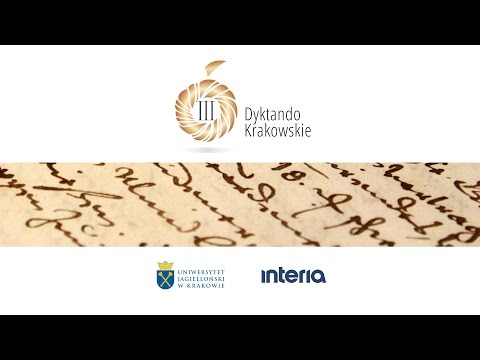 III Dyktando Krakowskie - Ogłoszenie Wyników