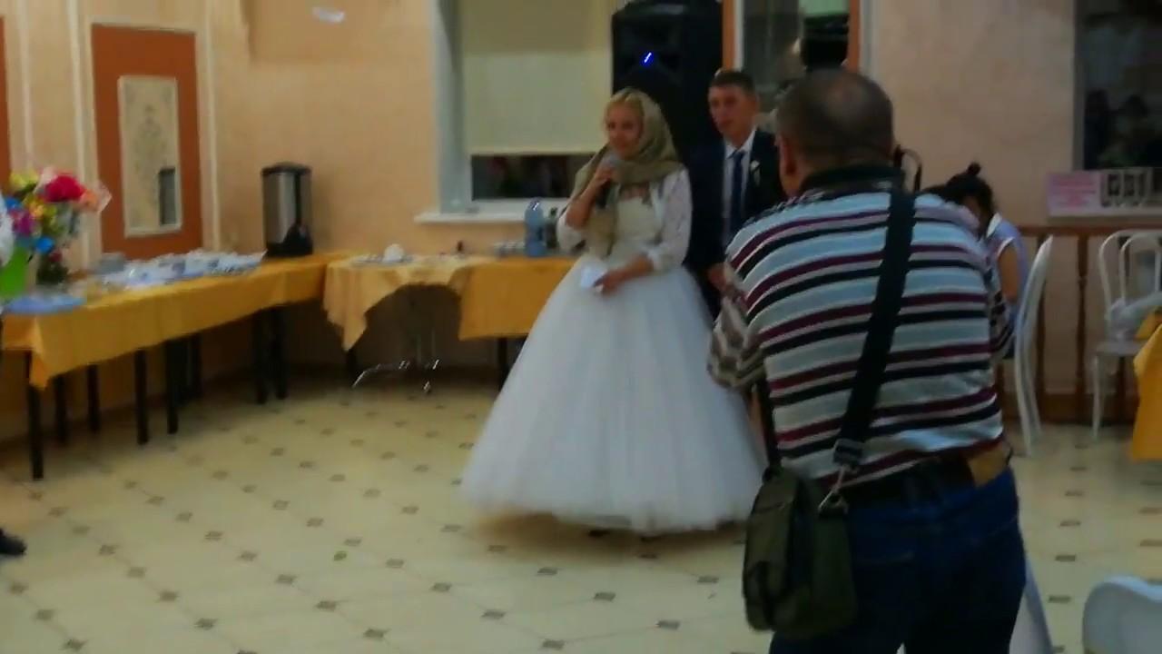 Трогательный видеоролик в подарок на свадьбу 1