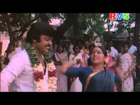 Vijaykanth  song from kothapeta rowdy telugu movie