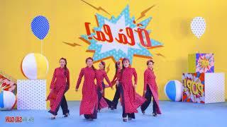 CÔ BA SÀI GÒN   ĐÔNG NHI   Dance Mirror