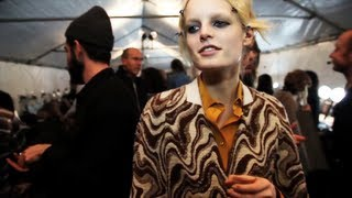 Catching Up With Hanne Gaby Odiele
