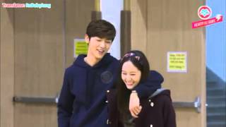 ENG SUB f(x) Krystal The Heirs ep 12 cut