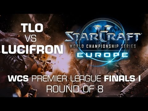 TLO vs. LucifroN - 5th-8th Place - WCS Europe Premier League