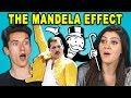 10 CREEPY MANDELA EFFECTS #2 w/ Teens (REACT)