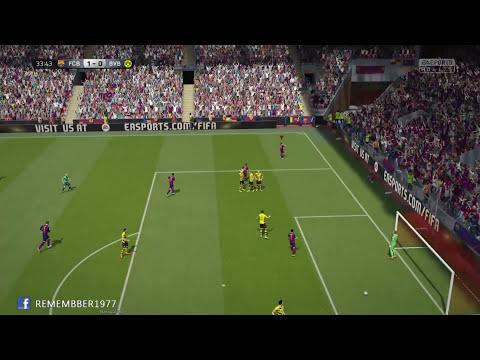 FIFA 15 - FREEKICK TUTORIAL / TIROS LIBRES (Potentes)