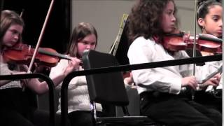 Music from Frozen 2014, Nyack Middle School Advanced Orchestra
