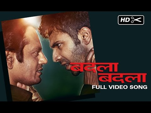 Badla Badla Full Video Song | Badlapur | Varun Dhawan, Nawazuddin Siddiqui, Huma Qureshi