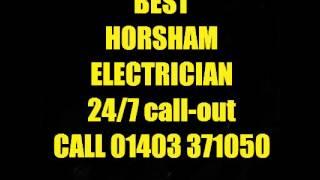 Best Horsham Electrician 01403 371050