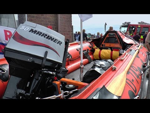 Photo of RNLI Lifeboat Station Burry Port -  Open Day 30/08/2014