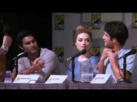 SDCC 2012: Official Teen Wolf Panel Part 2