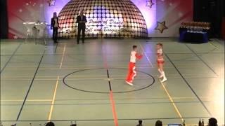 Natalia Schwarz & Dominik Schwarz - Schwäbische Meisterschaft 2015