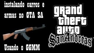Tutorial - Como colocar armas no GTA SA (PC)