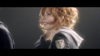 Клип Mylene Farmer - Du Temps