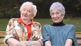 Old White Ladies Ogle Lightest-Skin Safelite Mulatto in Zionist SA Billionaire Oligarch Ad
