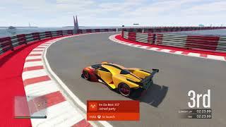 Shark Stunt Race: GTA 5 CUSTOM RACES 1