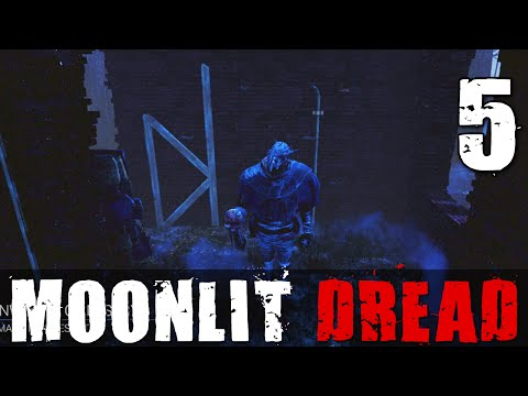 [5] Moonlit Dread (Dead by Daylight w/ GaLm and friends)