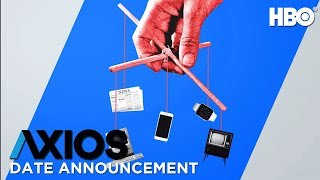 Axios: Journalism that Matters | Official Tease | HBO