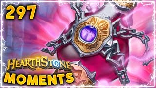 Horrible Kazakus Potion! | Hearthstone Gadgetzan Daily Moments Ep. 297 (Funny and Lucky Moments)