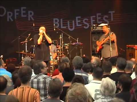 Curtis Salgado Band Gaildorfer Bluesfest 2013  Full Concert Music Videos