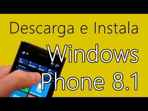 Descarga e instala Windows Phone 8.1 Preview | Hazte desarrollador de manera muy sencilla
