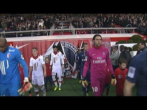 Paris Saint-Germain - LOSC Lille (1-0) - Le résumé (PSG - LOSC) / 2012-13