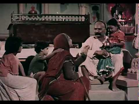 Mother India (1957) - Hindi Movie - Part 4(HQ).flv