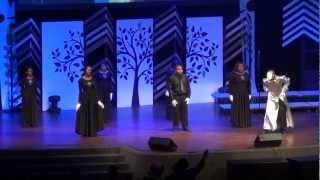 "Nu Beginning, Otis Taylor Purpose Mime, & Nikki Ferguson - ""Turning Around For Me"" by V. Mitchell"
