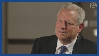 Al Gore: 'climate change deniers won't win' | Guardian Interviews