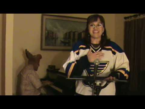 Sarah Palin Resignation Song by Hockey Mama For Obama (I Feel Quitty)