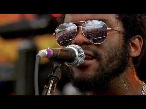 Gary Clark Jr. - Bright Lights (Live @ Crossroads Guitar Festival, 2010)