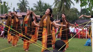 1st Prize Holder : Rongjali Bwisagu by Bijni Town Boro Society (Bwisagu Dance Competition)...