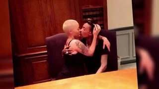 download lagu Amber Rose And Wiz Khalifa Confirm They Are Married gratis