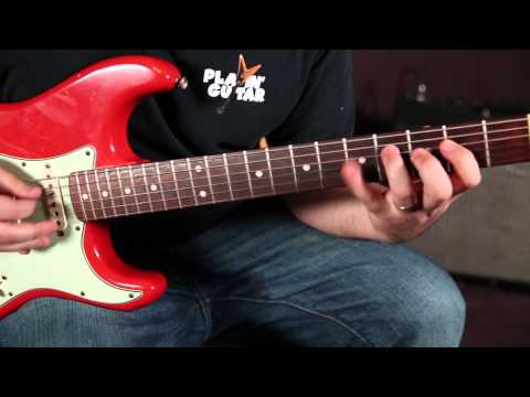 Guitar Modes - Dorian Scales For Rock And Blues