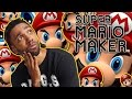 """WELCOME BACK TO THE HAPPIEST GAME ON EARTH"" - [SUPER MARIO MAKER] thumbnail"