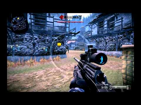 Warface - Alpine fragmovie by. .BOP.