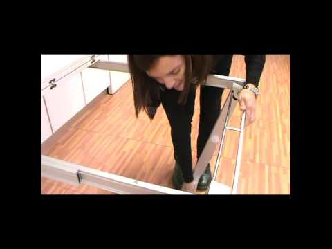 Atim Party – Pull out drawer table 3